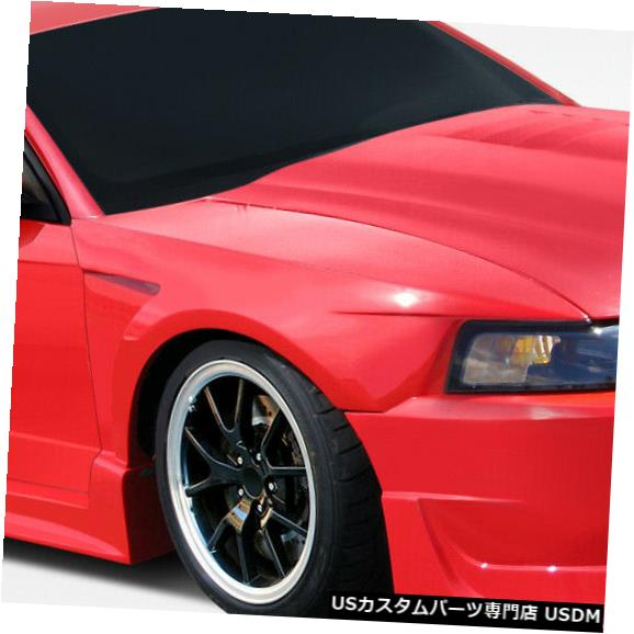 Full Body Kit 99-04フォードマスタングCBR500 Duraflex 8ピースフルワイドボディキット!!! 107585 99-04 Ford Mustang CBR500 Duraflex 8 Pcs Full Wide Body Kit!!! 107585