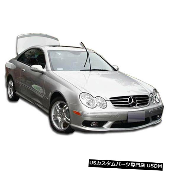 Full Body Kit 03-09メルセデスCLK AMGデュラフレックスフルボディキット!!! 111170 03-09 Mercedes CLK AMG Duraflex Full Body Kit!!! 111170