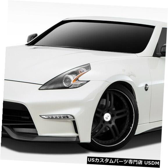 Full Body Kit 09-18日産370Z N-3 Duraflexフルボディキットに適合!!! 112276 09-18 Fits Nissan 370Z N-3 Duraflex Full Body Kit!!! 112276