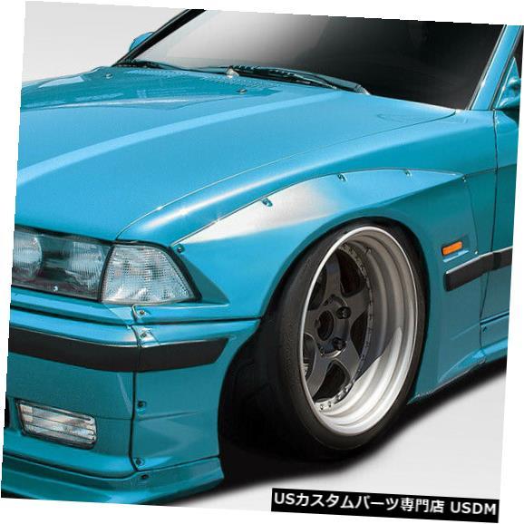 Full Body Kit 92-98 BMW 3シリーズサーキットDuraflex 8個フルボディキット!!! 113618 92-98 BMW 3 Series Circuit Duraflex 8 Pcs Full Body Kit!!! 113618
