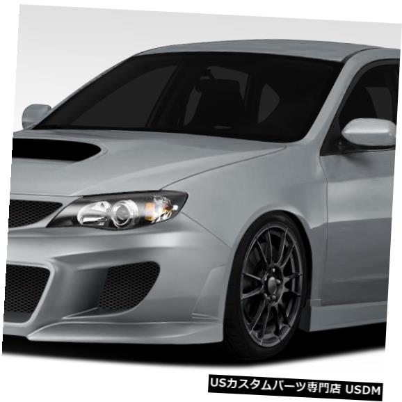 Full Body Kit 08-11スバルインプレッサ5DR C-Speed 3 Duraflexフルボディキット!!! 108007 08-11 Subaru Impreza 5DR C-Speed 3 Duraflex Full Body Kit!!! 108007