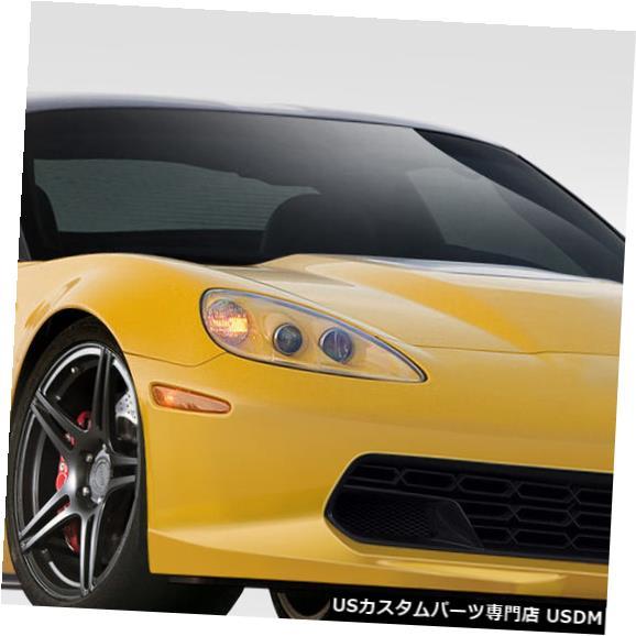 Full Body Kit 05-13シボレーコルベットスティングレイZデュラフレックスフルボディキット!!! 109936 05-13 Chevrolet Corvette Stingray Z Duraflex Full Body Kit!!! 109936