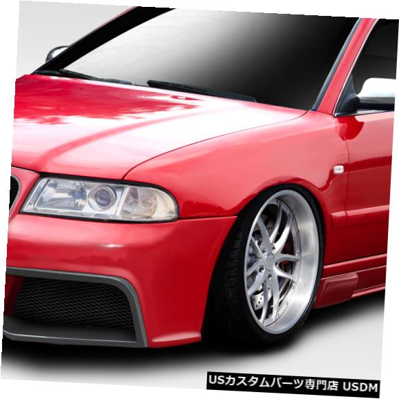 Full Body Kit 96-01アウディA4バージョン1 Duraflexフルボディキット!!! 113725 96-01 Audi A4 Version 1 Duraflex Full Body Kit!!! 113725
