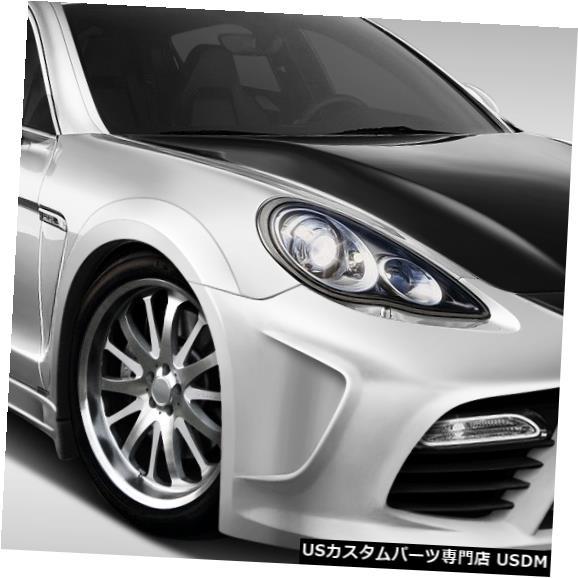 Full Body Kit 10-13ポルシェパナメーラエロスバージョン4デュラフレックス10個フルワイドボディキット108312 10-13 Porsche Panamera Eros Version 4 Duraflex 10 Pcs Full Wide Body Kit 108312