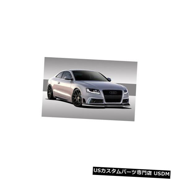Full Body Kit 08-11アウディA5エロスバージョン1デュラフレックス5ピースフルボディキット!!! 109386 08-11 Audi A5 Eros Version 1 Duraflex 5 Pcs Full Body Kit!!! 109386