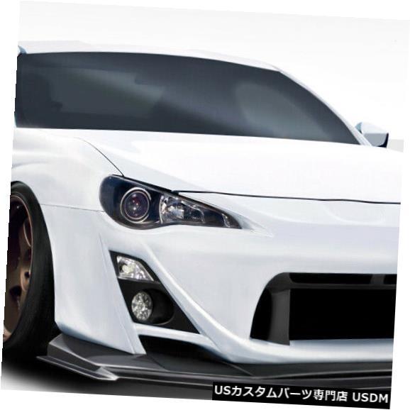 Full Body Kit 13-16 Scion FRS VR-S Duraflexフルボディキット!!! 112652 13-16 Scion FRS VR-S Duraflex Full Body Kit!!! 112652