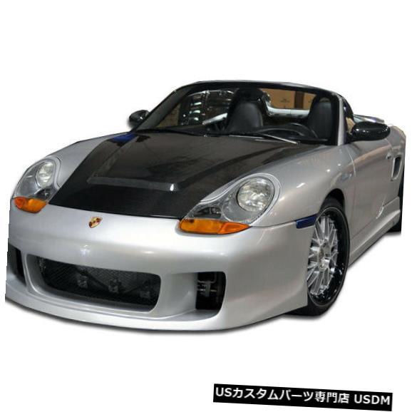 Full Body Kit 97-04ポルシェボクスターマストンデュラフレックス7ピースフルボディキット!!! 104998 97-04 Porsche Boxster Maston Duraflex 7 Pcs Full Body Kit!!! 104998