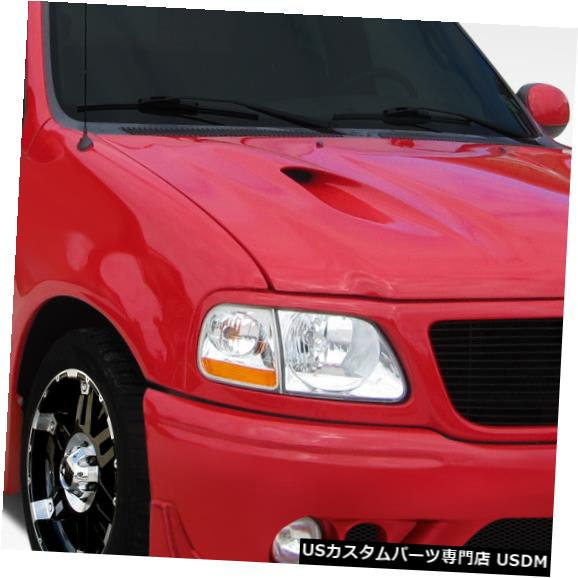 Full Body Kit 97-03フォードF150 2DRコブラRデュラフレックスフルボディキット!!! 108046 97-03 Ford F150 2DR Cobra R Duraflex Full Body Kit!!! 108046