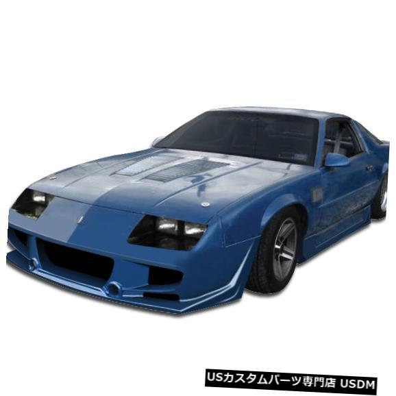 Full Body Kit 82-92シボレーカマロエクストリームデュラフレックスフルボディキット!!! 106779 82-92 Chevrolet Camaro Xtreme Duraflex Full Body Kit!!! 106779