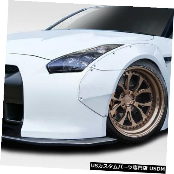 Full Body Kit 09-16日産GTR LBW Duraflexフルボディキットに適合!!! 113668 09-16 Fits Nissan GTR LBW Duraflex Full Body Kit!!! 113668