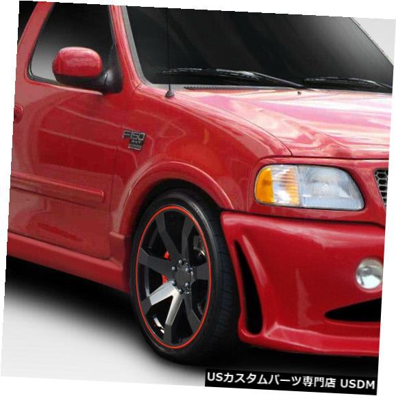 Full Body Kit 97-03フォードF150 2DRプラチナデュラフレックスフルボディキット!!! 105692 97-03 Ford F150 2DR Platinum Duraflex Full Body Kit!!! 105692