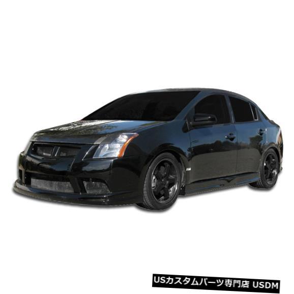 Full Body Kit 07-12日産セントラDスポーツDuraflexフルボディキットに適合!!! 106051 07-12 Fits Nissan Sentra D-Sport Duraflex Full Body Kit!!! 106051