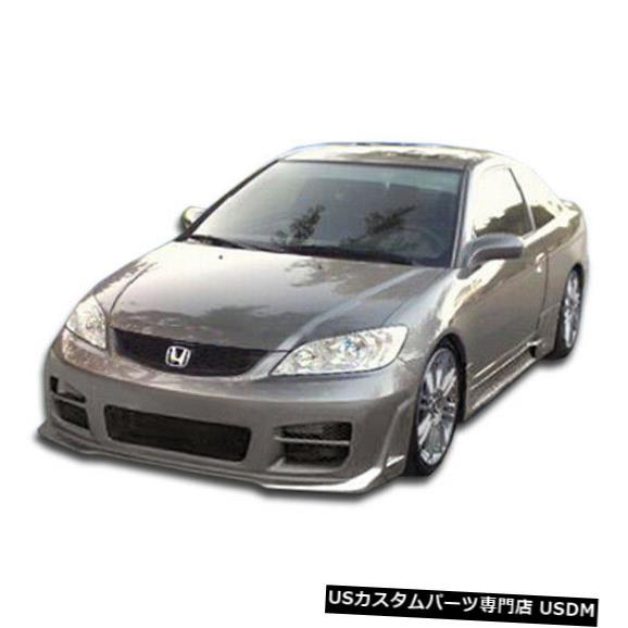 Full Body Kit 04-05ホンダシビック2DR R34デュラフレックスフルボディキット!!! 110333 04-05 Honda Civic 2DR R34 Duraflex Full Body Kit!!! 110333