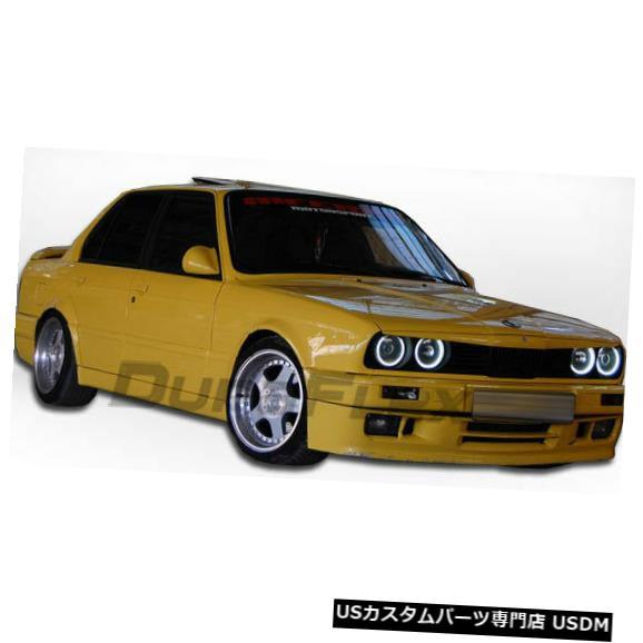 Full Body Kit 88-91 BMW 3シリーズ2DR M-Tech Duraflex 6個フルボディキット!!! 105159 88-91 BMW 3 Series 2DR M-Tech Duraflex 6 Pcs Full Body Kit!!! 105159