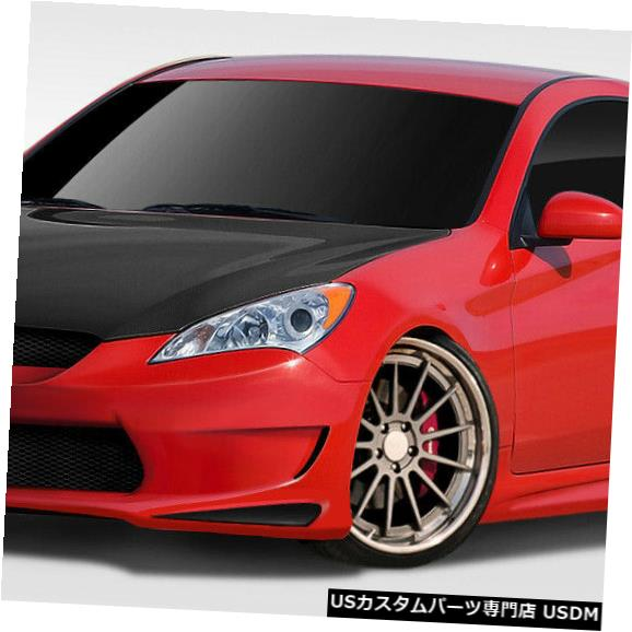 Full Body Kit 10-12ヒュンダイジェネシスAM-S GT Duraflexフルボディキットに適合!!! 109597 10-12 Fits Hyundai Genesis AM-S GT Duraflex Full Body Kit!!! 109597