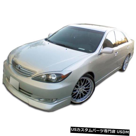 Full Body Kit 02-04トヨタカムリボルテックスデュラフレックス6ピースフルボディキット!!! 104220 02-04 Toyota Camry Vortex Duraflex 6 Pcs Full Body Kit!!! 104220