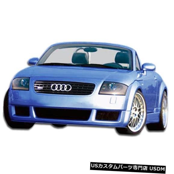 Full Body Kit 00-06アウディTT RS4デュラフレックスフルボディキット!!! 111138 00-06 Audi TT RS4 Duraflex Full Body Kit!!! 111138