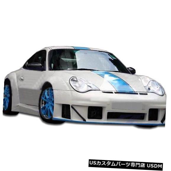Full Body Kit 02-04ポルシェ996 GT3 RSR Duraflex 9 PCフルワイドボディキット!!! 105493 02-04 Porsche 996 GT3 RSR Duraflex 9 Pcs Full Wide Body Kit!!! 105493