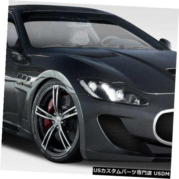 Full Body Kit 08-17 Maserati Granturismo MC Look Duraflex 4pcsフルボディキット!!! 114078 08-17 Maserati Granturismo MC Look Duraflex 4pcs Full Body Kit!!! 114078