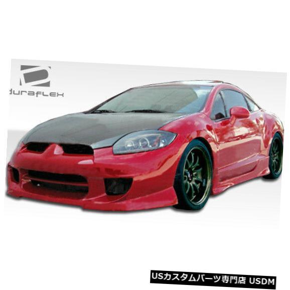 Full Body Kit 06-12三菱エクリプスXGTデュラフレックスフルボディキット!!! 104357 06-12 Mitsubishi Eclipse XGT Duraflex Full Body Kit!!! 104357