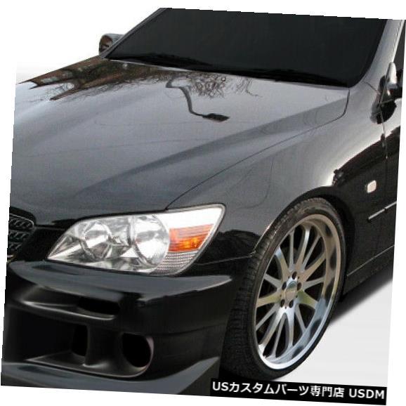 Full Body Kit 00-05レクサスIS 4DR EG-Rデュラフレックスフルボディキット!!! 106557 00-05 Lexus IS 4DR EG-R Duraflex Full Body Kit!!! 106557