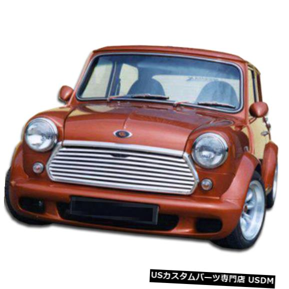 Full Body Kit 59-00ミニクーパータイプZ Duraflex 8 Pcsフルワイドボディキット!!! 111179 59-00 MINI Cooper Type Z Duraflex 8 Pcs Full Wide Body Kit!!! 111179