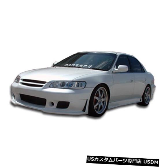 Full Body Kit 98-02ホンダアコード4DR B-2デュラフレックスフルボディキット!!! 110266 98-02 Honda Accord 4DR B-2 Duraflex Full Body Kit!!! 110266
