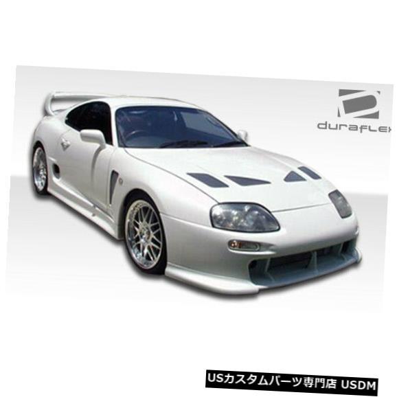 Full Body Kit 93-98トヨタスープラTD3000 Duraflex 10個フルワイドボディキット!!! 111088 93-98 Toyota Supra TD3000 Duraflex 10 Pcs Full Wide Body Kit!!! 111088