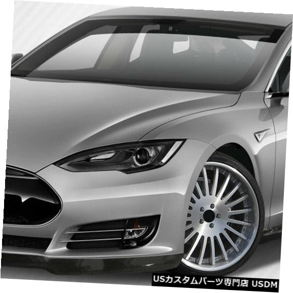 Full Body Kit 12-16テスラモデルS UTechカーボンファイバークリエーションズフルボディキット!!! 113663 12-16 Tesla Model S UTech Carbon Fiber Creations Full Body Kit!!! 113663
