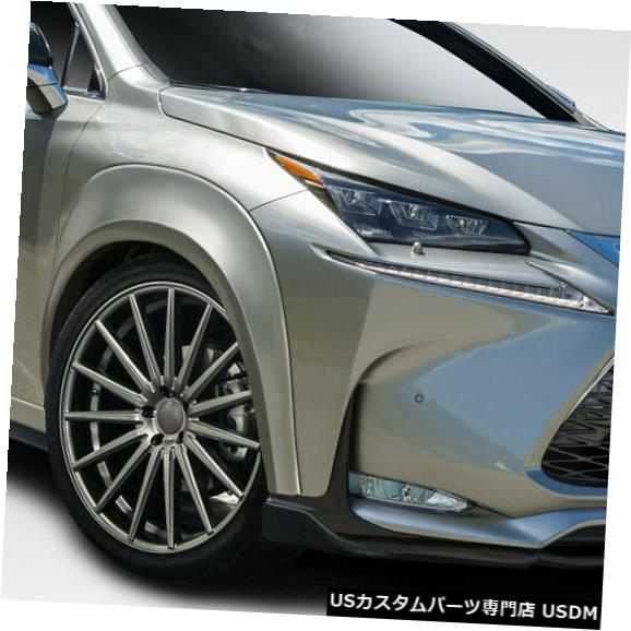 Full Body Kit 15-18 Lexus NX Addax Duraflex 14pcsフルボディキット!!! 114073 15-18 Lexus NX Addax Duraflex 14pcs Full Body Kit!!! 114073
