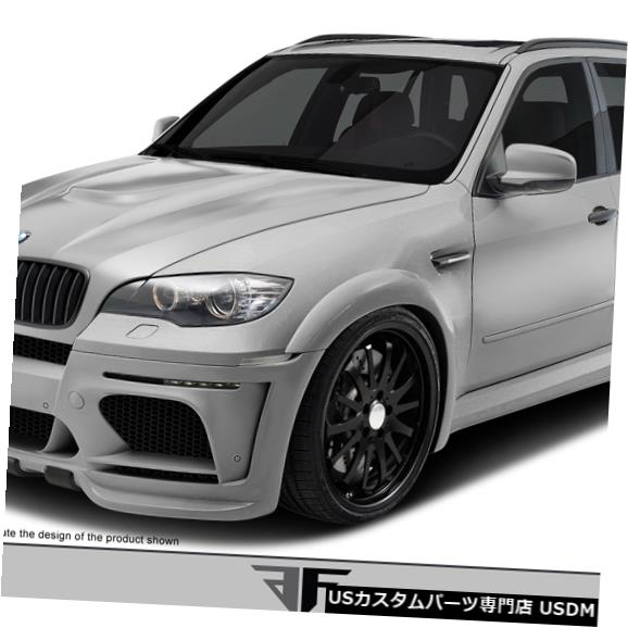 Full Body Kit 10-13 BMW X5 AF-1エアロ機能(GFK)10個のフルワイドボディキット!!! 108749 10-13 BMW X5 AF-1 Aero Function (GFK) 10 Pcs Full Wide Body Kit!!! 108749