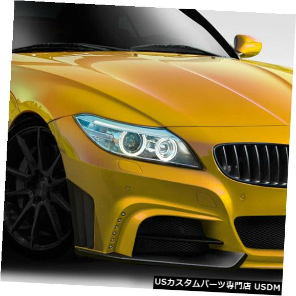 Full Body Kit 09-16 BMW Z4 TKR Duraflexフル4ピースボディキット!!! 113652 09-16 BMW Z4 TKR Duraflex Full 4 Pcs Body Kit!!! 113652