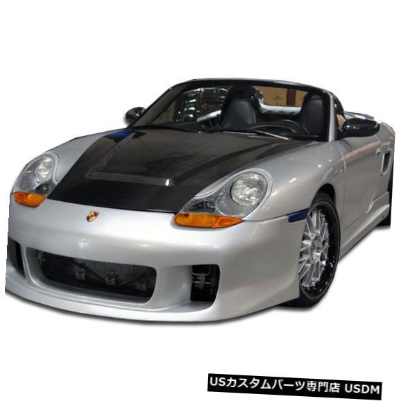 Full Body Kit 97-04ポルシェボクスターマストンデュラフレックスフルボディキット!!! 104997 97-04 Porsche Boxster Maston Duraflex Full Body Kit!!! 104997