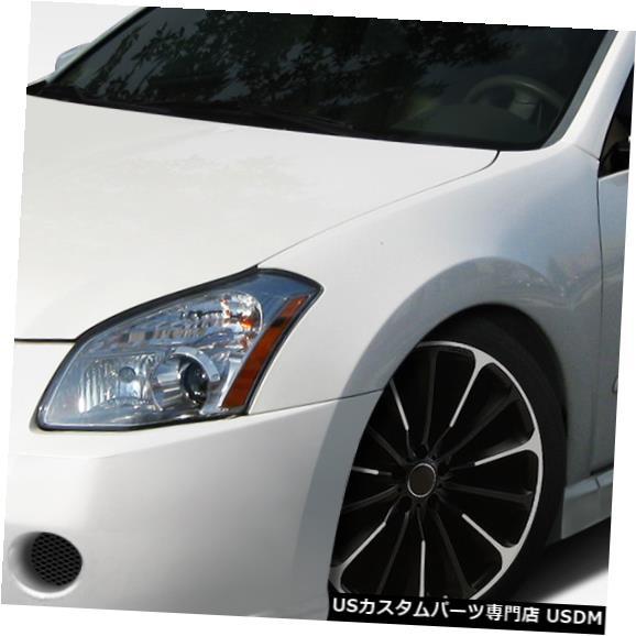 Full Body Kit 07-08日産マキシマVIP Duraflexフルボディキットに適合!!! 108063 07-08 Fits Nissan Maxima VIP Duraflex Full Body Kit!!! 108063