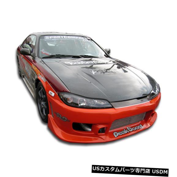 【良好品】 Full Body Kit 89-94は日産S15シルビアC-1デュラフレックスフルコンバージョンボディキットに適合! Kit!!! Conversion!! 110847 110847 89-94 Fits Nissan S15 Silvia C-1 Duraflex Full Conversion Body Kit!!! 110847, AGコーポレーション:cf9935b2 --- inglin-transporte.ch