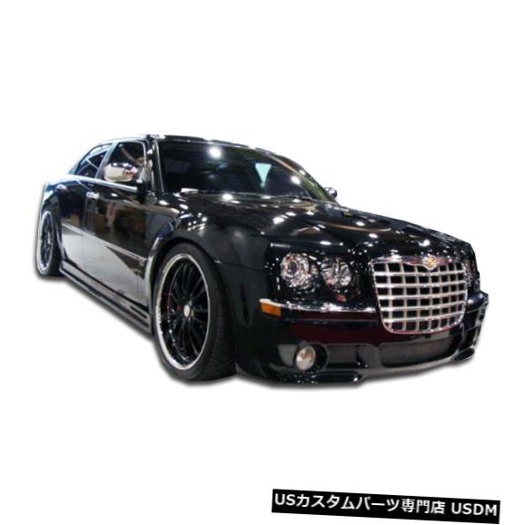 Full Body Kit 05-10クライスラー300Cプラチナデュラフレックスフルボディキット!!! 111252 05-10 Chrysler 300C Platinum Duraflex Full Body Kit!!! 111252