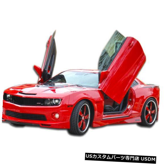 Full Body Kit 10-13シボレーカマロV8レーサーデュラフレックスフルボディキット!!! 105987 10-13 Chevrolet Camaro V8 Racer Duraflex Full Body Kit!!! 105987