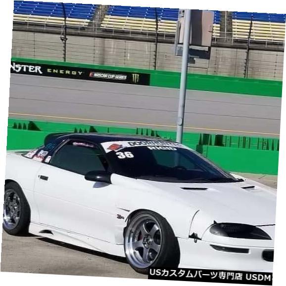 Full Body Kit 98-02シボレーカマロType-JスタイルKBDウレタンフルボディキット!!! 37-6621 98-02 Chevrolet Camaro Type-J Style KBD Urethane Full Body Kit!!! 37-6621