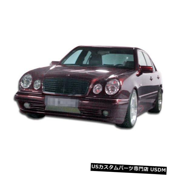 全品送料0円 Front Body Kit Bumper 96-99メルセデスEクラスLR-S Duraflexフロントボディキットバンパー!!! 103491 96-99 Mercedes E Class LR-S Duraflex Front Body Kit Bumper!!! 103491, ファームウェアスタジオ 654e61f1