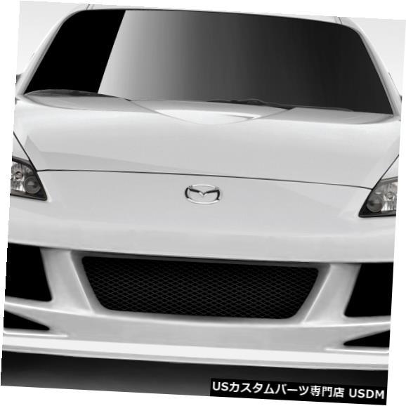 【新作入荷!!】 Front Body Bumper!!! Kit Front Bumper 04-08マツダRX8 Body Xスポーツデュラフレックスフロントボディキットバンパー!!! 109489 04-08 Mazda RX8 X-Sport Duraflex Front Body Kit Bumper!!! 109489, ソウカシ:c080f9fa --- eurotour.com.py
