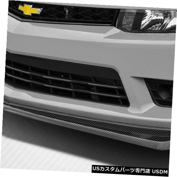 Front Body Kit Bumper 14-15シボレーカマロZ28 DriTechカーボンファイバーフロントバンパーリップボディキット113164 14-15 Chevrolet Camaro Z28 DriTech Carbon Fiber Front Bumper Lip Body Kit 113164