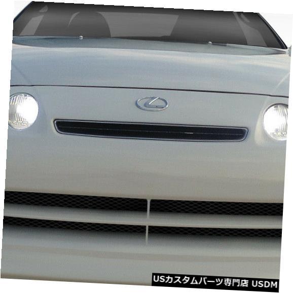Front Body Kit Bumper 92-00レクサスSC ACデュラフレックスフロントボディキットバンパー!!! 114952 92-00 Lexus SC AC Duraflex Front Body Kit Bumper!!! 114952