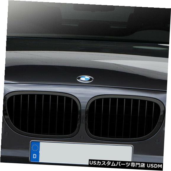 Front Body Kit Bumper 09-12 BMW 7シリーズAF-1エアロ機能フロントバンパーリップボディキット!!! 108925 09-12 BMW 7 Series AF-1 Aero Function Front Bumper Lip Body Kit!!! 108925