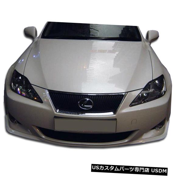 ビッグ割引 Front Body J-Spec Kit Bumper 106940 06-08レクサスIS 4DR Body J-Spec Coutureフロントバンパーリップボディキット!!! 106940 06-08 Lexus IS 4DR J-Spec Couture Front Bumper Lip Body Kit!!! 106940, コウノムラ:87a30efe --- kventurepartners.sakura.ne.jp