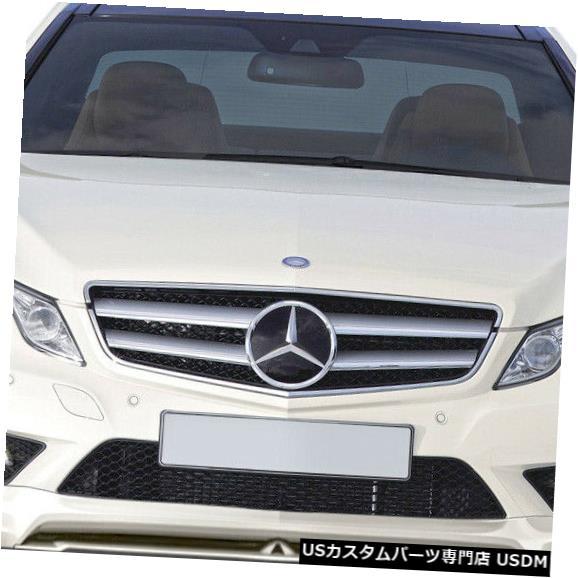 高級素材使用ブランド Front Mercedes Body Front Kit Bumper 10-13メルセデスEクラスコンバーチブルCARSオーバーストックフロントバンパーリップボディキット107147 10-13 Mercedes E Class Bumper Convertble CRS Overstock Front Bumper Lip Body Kit 107147, スペシャリティーショップ デイ:7ae42b5d --- kventurepartners.sakura.ne.jp