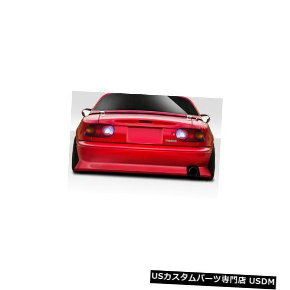 Rear Bumper 90-97マツダミアータデーモンデュラフレックスリアボディキットバンパー!!! 114773 90-97 Mazda Miata Demon Duraflex Rear Body Kit Bumper!!! 114773