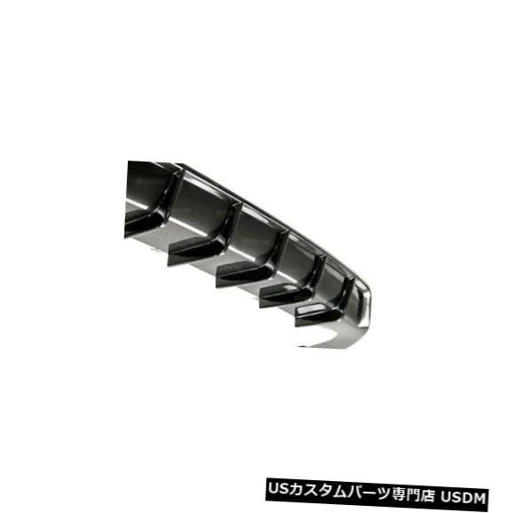 Rear Bumper 16-19ホンダシビックTRセイボンカーボンファイバーリアバンパーリップボディキット!! RL16HDCV4-TR 16-19 Honda Civic TR Seibon Carbon Fiber Rear Bumper Lip Body Kit!! RL16HDCV4-TR