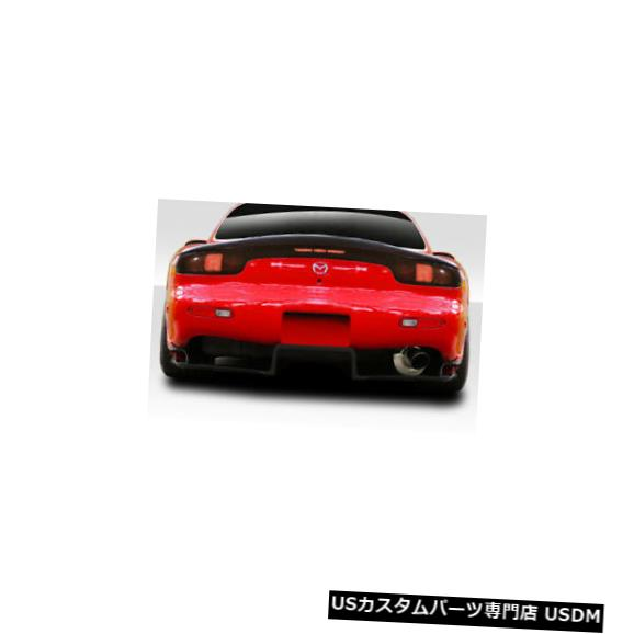 Rear Bumper 93-97マツダRX7 RE-GT Duraflexリアバンパーディフューザーボディキット!!! 114841 93-97 Mazda RX7 RE-GT Duraflex Rear Bumper Diffuser Body Kit!!! 114841