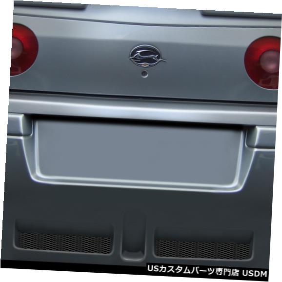 Rear Bumper 00-05シボレーインパラチャンピオンDuraflexリアボディキットバンパー!!! 114636 00-05 Chevrolet Impala Champion Duraflex Rear Body Kit Bumper!!! 114636