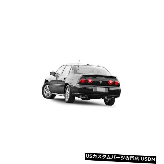 Rear Bumper 00-05シボレーインパラプレミアスタイルKBDウレタンリアボディキットバンパー!! 37-2130 00-05 Chevrolet Impala Premier Style KBD Urethane Rear Body Kit Bumper!! 37-2130